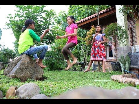 Permainan Tradisional Lompat Tali Kepratan Youtube