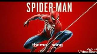 Spiderman PS4 theme song warbly Jets alive
