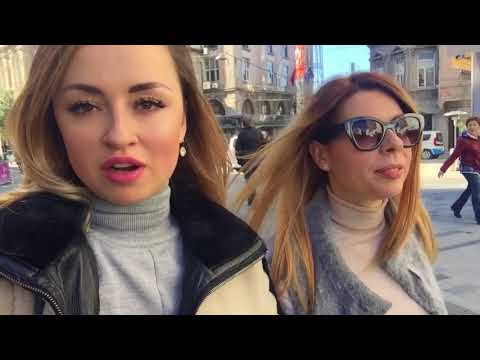 Превращаюсь в ТП😁 Шубы по 250$ в Стамбуле/ Шопинг