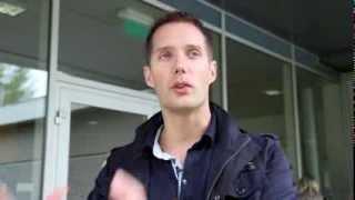 Thomas Pesquet - Interview d
