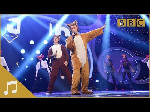 Ylvis: The Fox (What Does the Fox Say?) - BBC Children in Ne