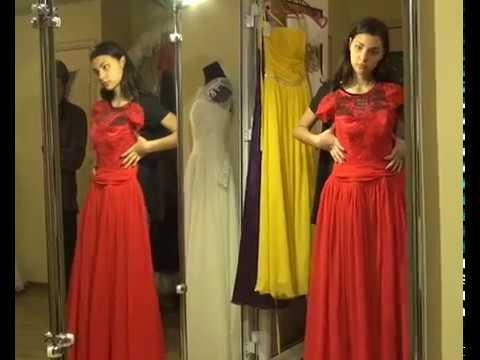 b533baaaed923b Випускна сукня: купити чи пошити? - YouTube