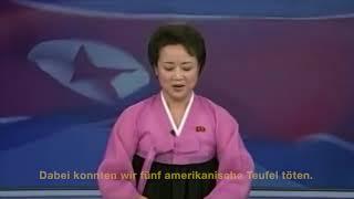 """Nordkoreas Staatssender feiert """"gelungenen Hurrikan-Angriff"""" auf Erzfeind"""