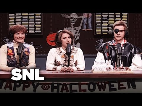 NPR's Delicious Dish: Gordon Hoover's Halloween Scary Town  SNL