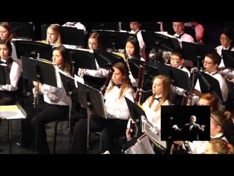 Indian Springs Middle School Band - 2014 Pre UIL