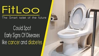 FitLoo The Smart Toilet That Can Tell If you've Disease | Everything You Need To Know | InfoTalk