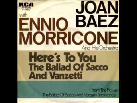 Ennio Morricone/Joan Baez - Here's To You (Extended)