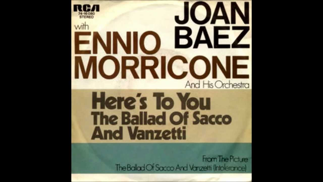 Ennio Morricone/Joan Baez - Here's To You (Extended) - YouTube