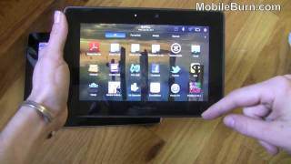 Apple iPad 2 vs. RIM BlackBerry PlayBook comparison
