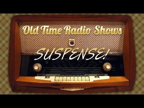 Suspense! Old Time Radio Show: Wet Saturday (1942)
