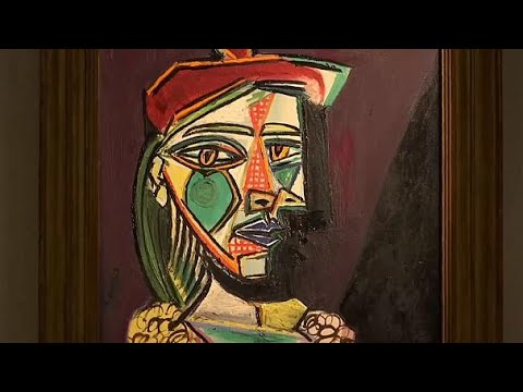 Picasso work on Asia tour ahead of London auction