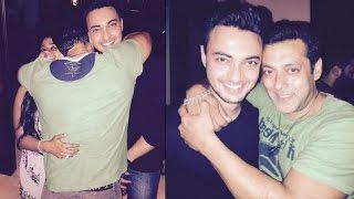 Salman Khan's Brother In Law Aayush Sharma Birthday Party 2016
