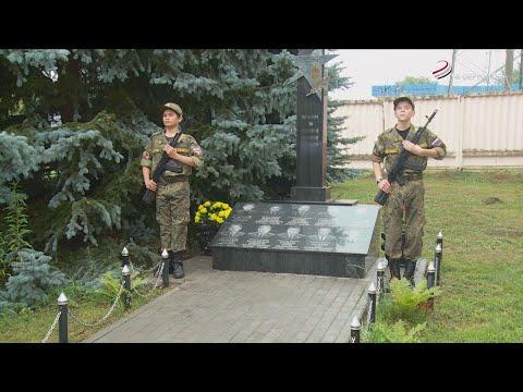 В память о погибших при исполнении