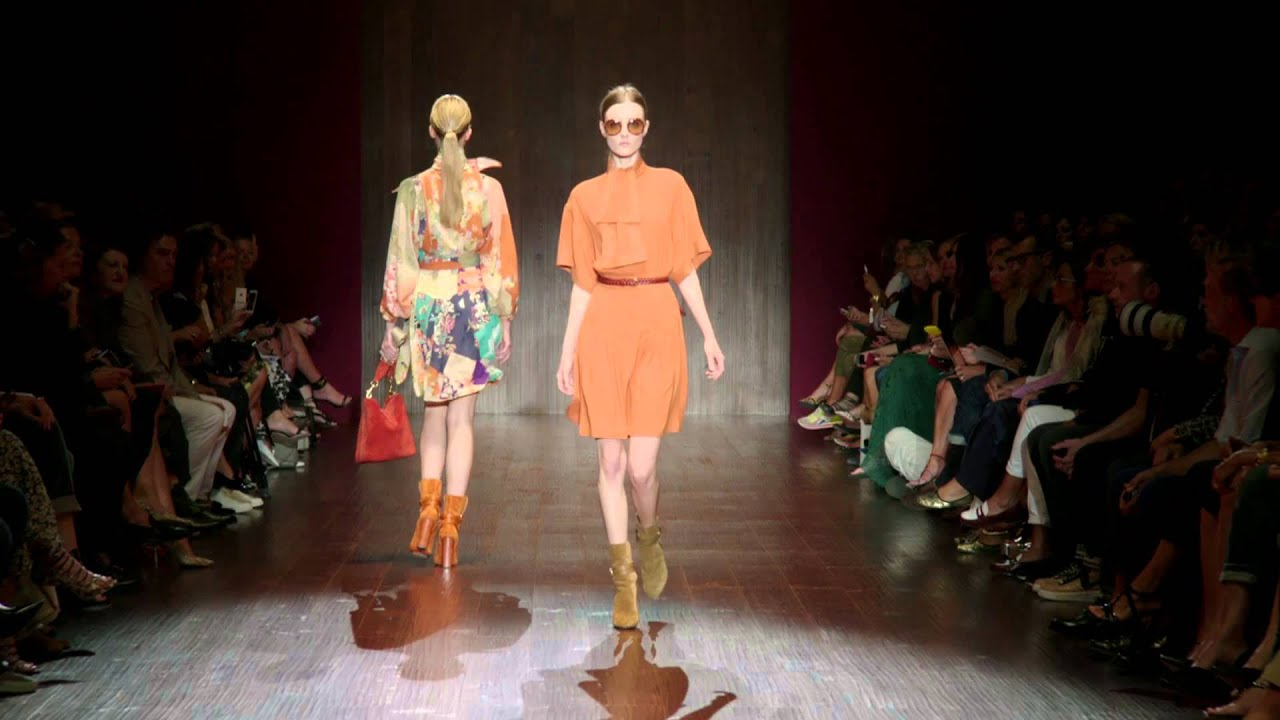 Gorgeous Fall Wallpaper Gucci Women S Spring Summer 2015 Runway Show Youtube
