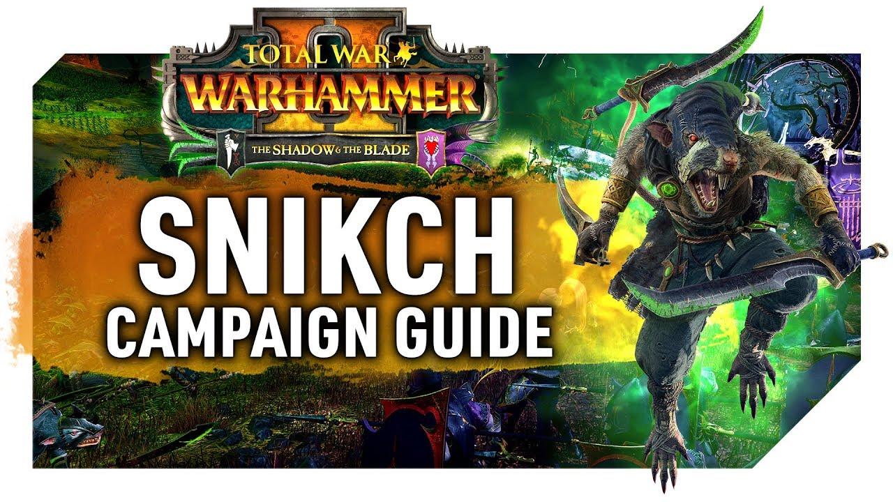 Deathmaster Snikch Campaign Guide Start Position First Turns More Total War Warhammer 2 Youtube Send tips to the gateway pundit. deathmaster snikch campaign guide start position first turns more total war warhammer 2