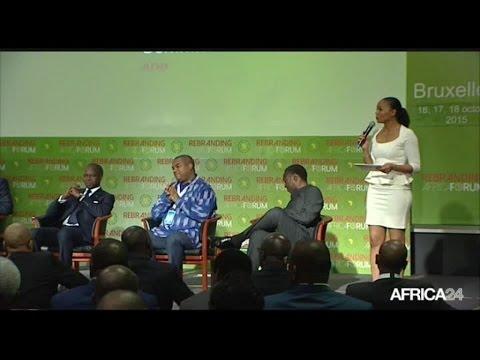 REBRANDING AFRICA FORUM - Entreprendre pour l'Afrique: les secteurs clés