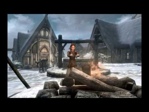 Skaal Kid Coat PS4 Skyrim SE Mod Preview