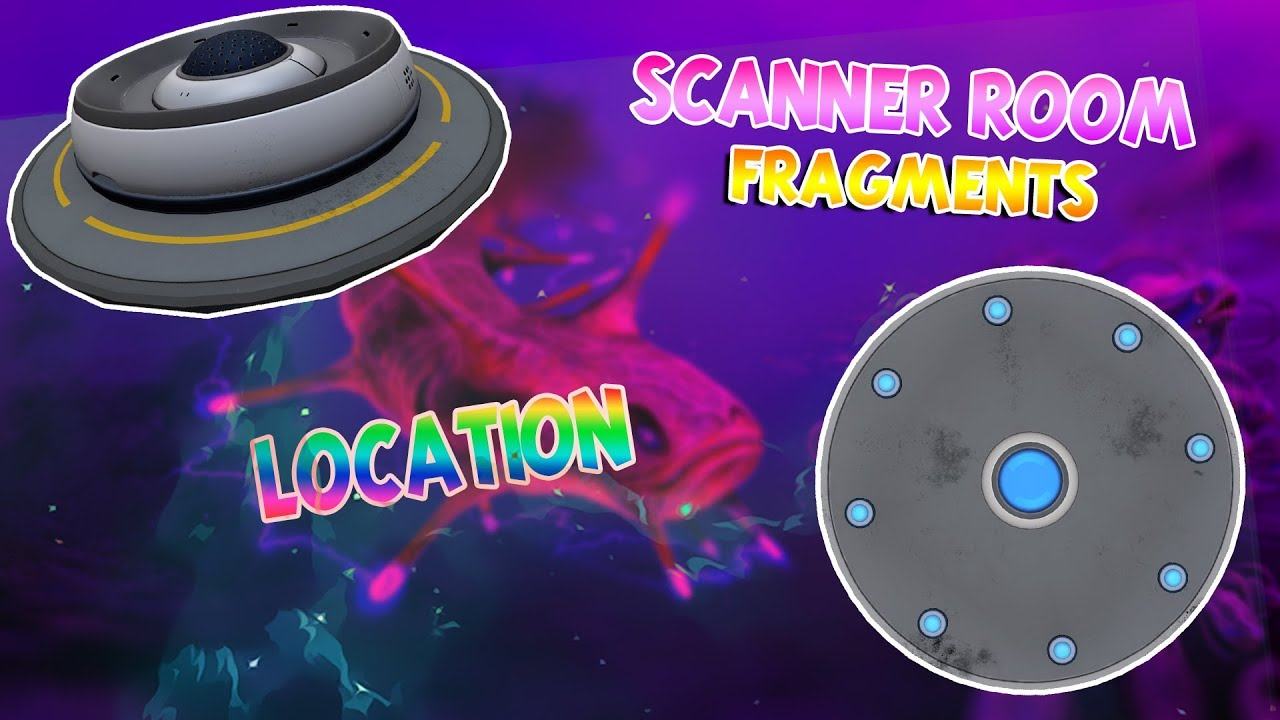 Subnautica Scanner Room Fragments Location Full Release Youtube If i add two more range upgrades do they stack with the existing one? subnautica scanner room fragments location full release