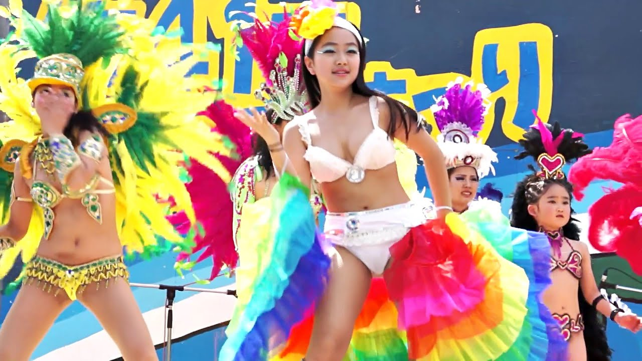 2012 Escola De Samba KOBECCO 青姫が白姫だったころ @中之島祭り ②