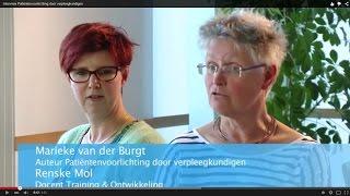 Baixar Interview Patiëntenvoorlichting door verpleegkundigen