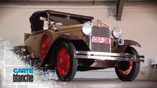 Vintage Car Auction   Carte Blanche   M-Net