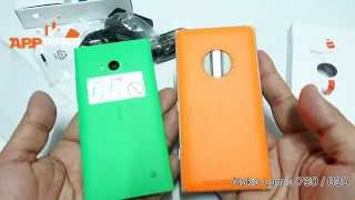 AppDisqus Reivew: แกะกล่อง Nokia Lumia 730 และ Nokia Lumia 830