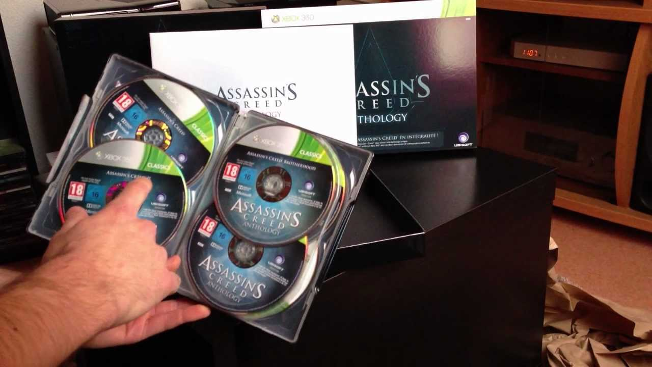 Zoneforgamers assassins creed anthology repack.