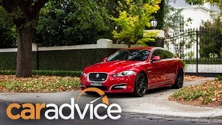2015 Jaguar XF-S V6 diesel Run-out Review
