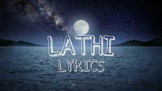 Weird Genius - Lathi (Lyrics) ft. Sara Fajira