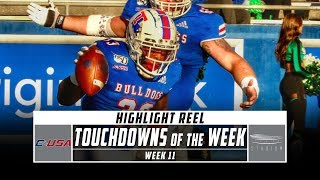 Conference USA Touchdowns of the Week: Week 11 (2019) | Stadium
