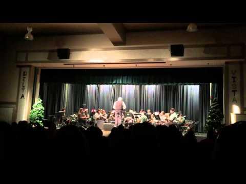 Delta Vista Middle School - Christmas concert - 7 & 8 # 4