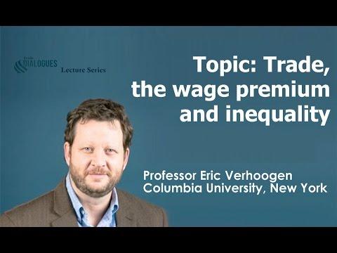 Trade Dialogues: Eric Verhoogen (full lecture)