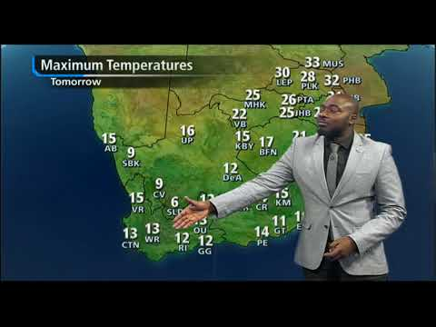 Weather forecast: 15 August 2017