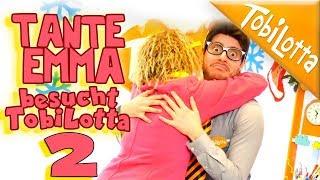 Tante EMMA besucht TobiLotta 2 -  WEIHNACHTSZAUBER | Kinderkanal  Kinderfilme Kinderserie gratis147
