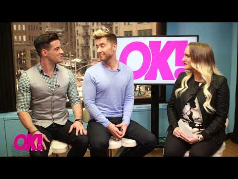 Lance Bass Wedding Special — Details On Babies And Wild Bachelor Party