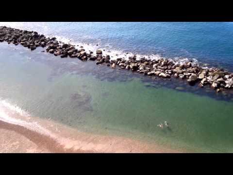Nuestra playa privada....Costa Sur Resort & Spa Puerto Vallarta