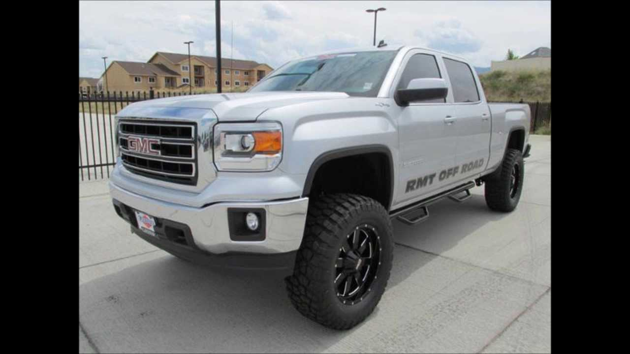 gmc lifted sierra truck 1500 road rmt trucks chevy offroad cars