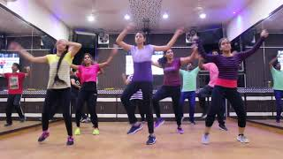 High Rated Gabru Bhangra Performance | Guru Randhawa | Basic Bhangra Steps | Dance Choreography