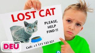 Vlad und Nikita haben unsere Katze verloren