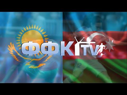 KAZAKHSTAN U-19 - AZERBAIJAN U-19. WOMEN'S DEVELOPMENT TOURNAMENT. 16.06.2015