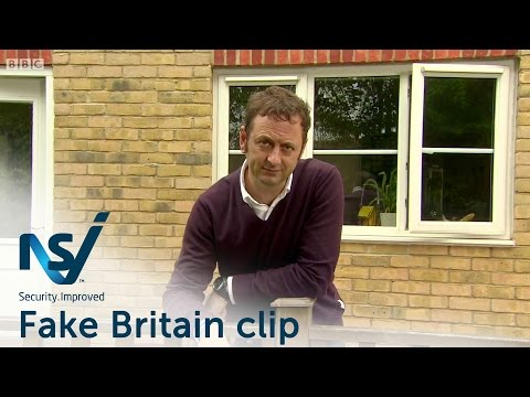 Fake Britain on Home Security