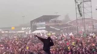 Sheck Wes  Mo Bamba Openair Frauenfeld 2019 Live from Backstage