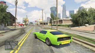 Grand Theft Auto V (Xbox 360) Fŗee Roam Gameplay #1 [HD]
