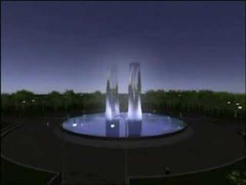 world trade center memorial animation ground zero youtube. Black Bedroom Furniture Sets. Home Design Ideas