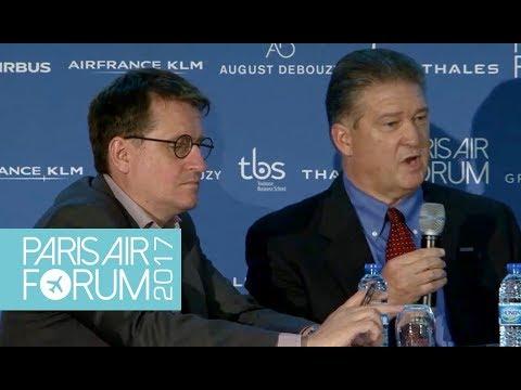 PARIS AIR FORUM | WiFi dans les avions, un nouvel Eldorado?