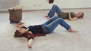 видео Как правильно постелить ковролин на бетонный пол