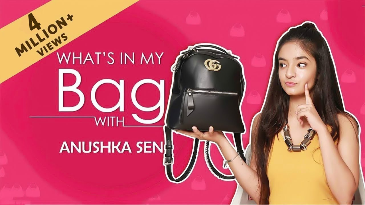 Hka Sen What S In My Bag India Forums Exclusive