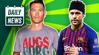 FC Barcelona: Letztes Angebot für Neymar - direkt abgelehnt?