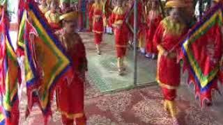 Đoàn Dâng Hương 2 Lễ Tại Thôn Cự Đà