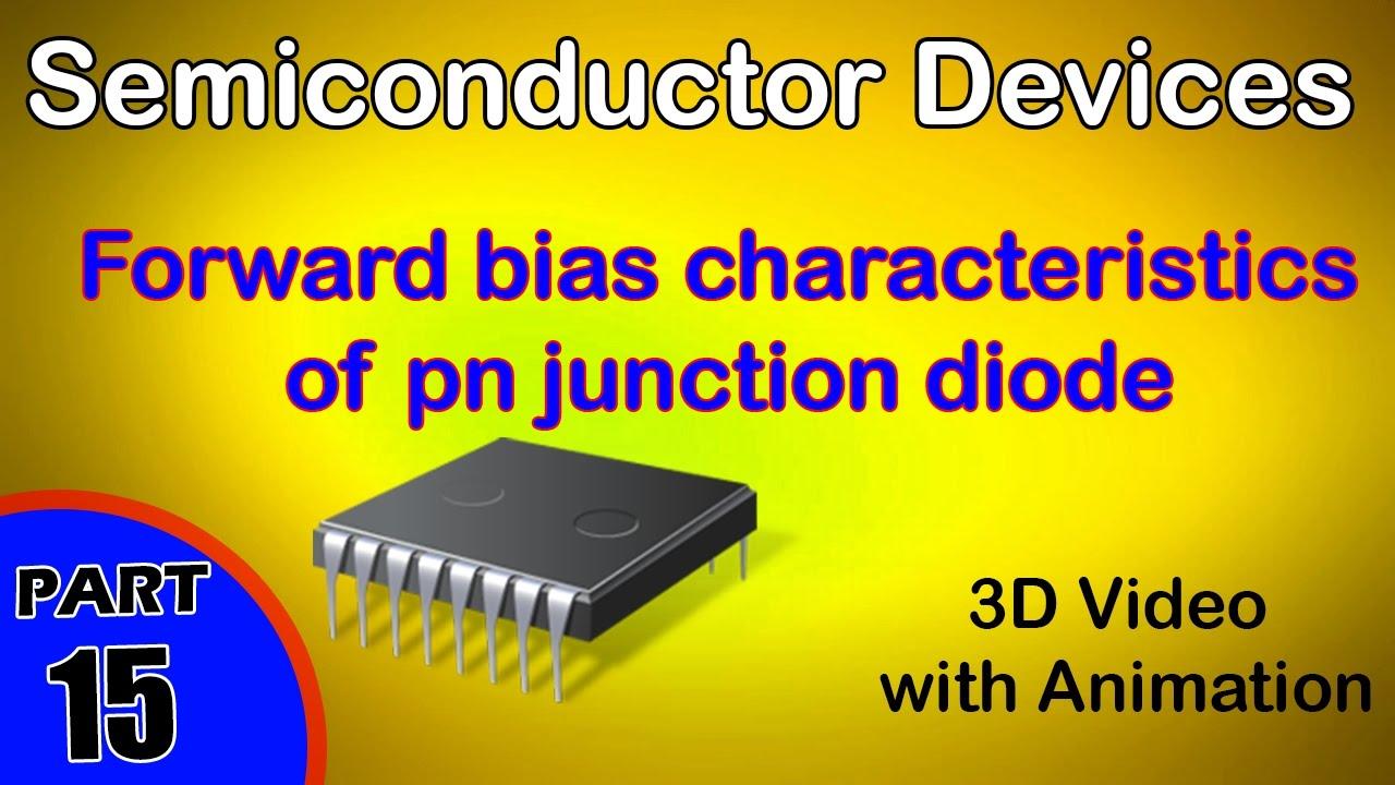 Forward Bias Characteristics of PN Junction Diode ...